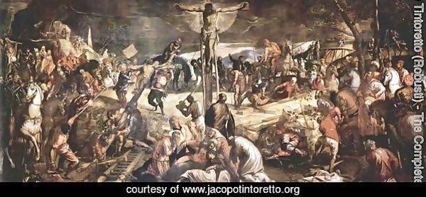 tintoretto crucifixion