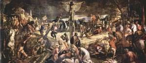 Jacopo Tintoretto (Robusti) - Crucifixion 1565