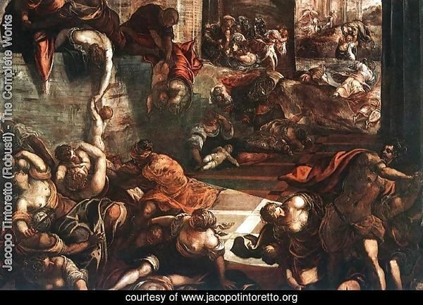 The Slaughter of the Innocents 1582-87