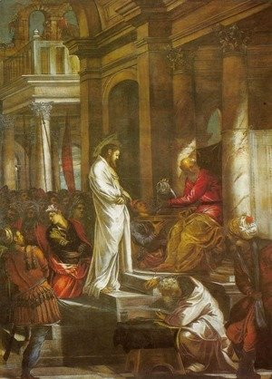 Christ Before Pilate (Cristo davanti a Pilato)
