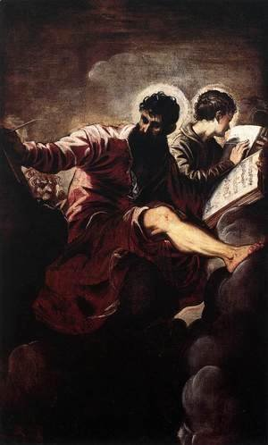 Jacopo Tintoretto (Robusti) - St. Mark and St. John
