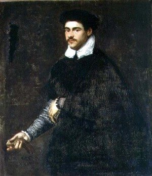 Jacopo Tintoretto (Robusti) - Portrait