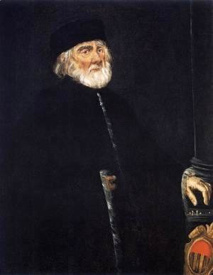 Jacopo Tintoretto (Robusti) - Portrait of the Procurator Nicolo Priuli