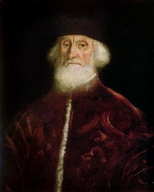 Jacopo Tintoretto (Robusti) - Jacopo Soranzo