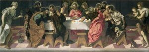 Jacopo Tintoretto (Robusti) - The Last Supper 3