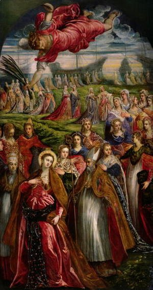St. Ursula and the Eleven Thousand Virgins 2