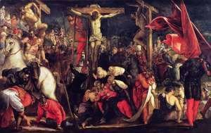 Jacopo Tintoretto (Robusti) - The Crucifixion
