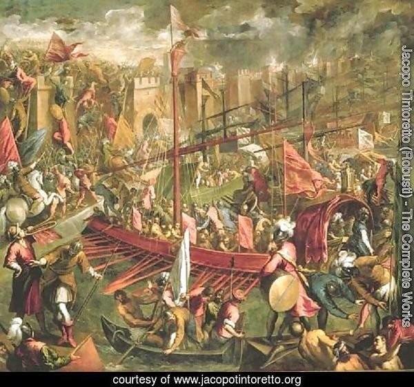The Capture of Constantinople