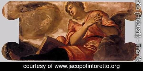 Jacopo Tintoretto (Robusti) - Allegory of Goodness
