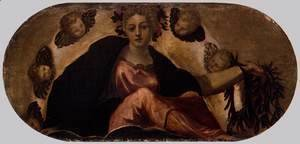 Jacopo Tintoretto (Robusti) - Allegory of Happiness