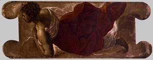 Jacopo Tintoretto (Robusti) - Female figure 2