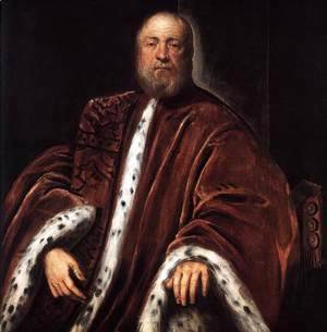 Portrait of a Procurator of St Mark's