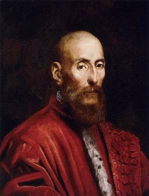 Jacopo Tintoretto (Robusti) - Portrait of a Senator