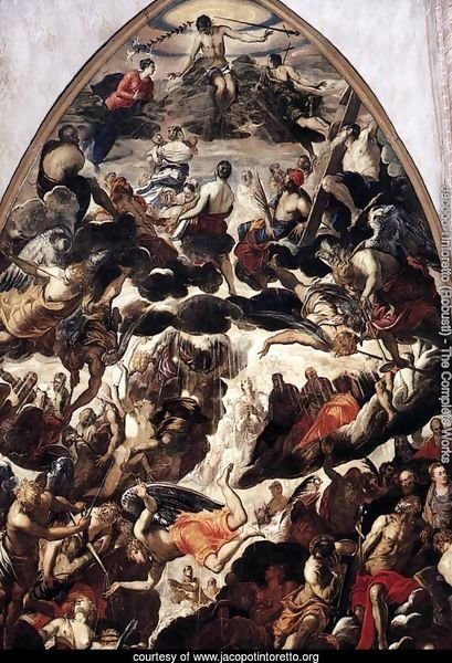 The Last Judgment (detail 1)
