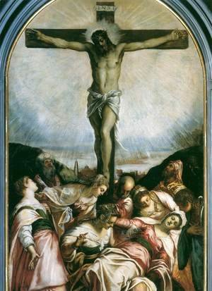 Jacopo Tintoretto (Robusti) - Crucifixion 2