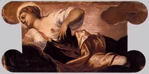 Jacopo Tintoretto (Robusti) - Allegory of Truth 2
