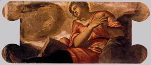 Jacopo Tintoretto (Robusti) - Allegory of Goodness 2