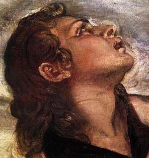 Jacopo Tintoretto (Robusti) - Crucifixion (detail) 5