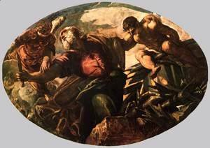 Jacopo Tintoretto (Robusti) - The Sacrifice of Isaac 2