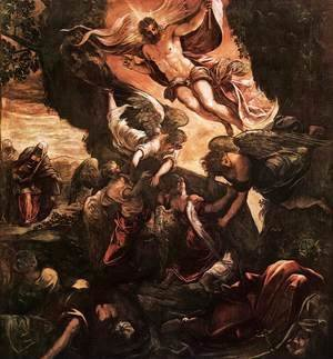 Jacopo Tintoretto (Robusti) - The Resurrection of Christ 5