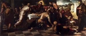 Jacopo Tintoretto (Robusti) - Last Supper 4