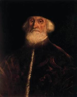 Portrait of Procurator Jacopo Soranzo 2