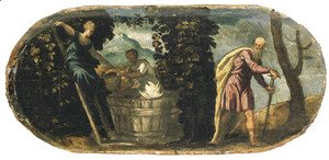 Jacopo Tintoretto (Robusti) - An Allegory of Autumn and Winter
