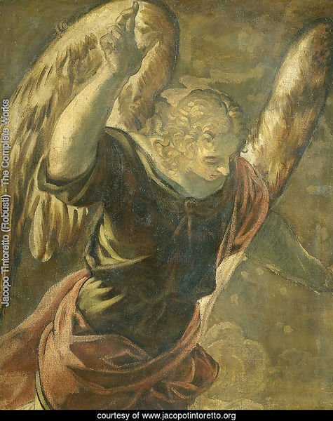 Annunciation the Angel