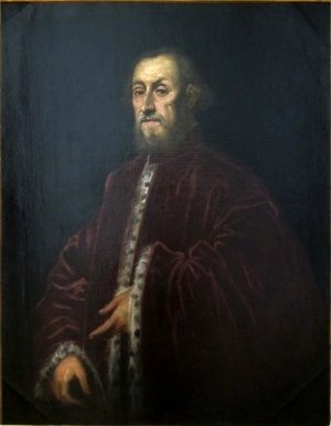 Portrait of a Venetian senator 2