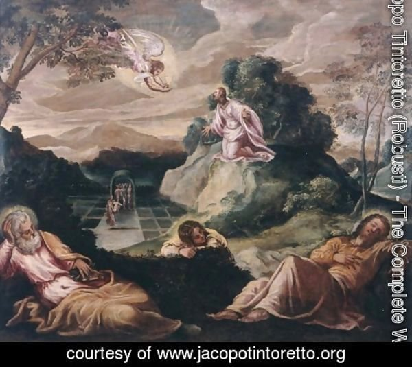 Jacopo Tintoretto (Robusti) - Unknown 2