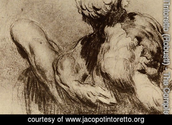 Jacopo Tintoretto (Robusti) - Unknown 5