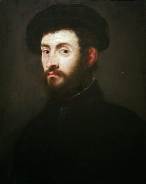 Jacopo Tintoretto (Robusti) - Portrait of a man 7