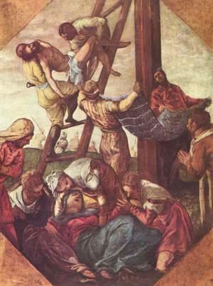 Jacopo Tintoretto (Robusti) - Deposition 2